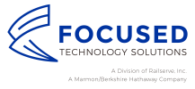 FocusedTS Logo with Sub