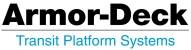 Armor-Deck logo - transit Platform Systems